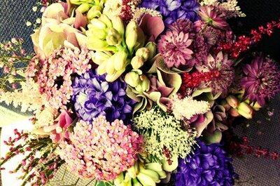 Bouquet da sposa primavera-estate 2015: dai colore alle tue nozze!