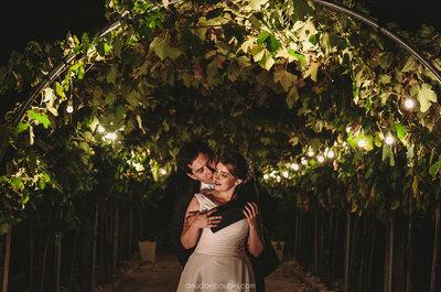 Sabrina e Fabricio: destination wedding rústico LINDO no Vale dos Vinhedos