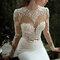 Suknia ślubna z kolekcji Berta Bridal