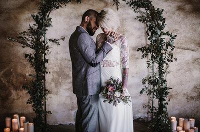 Wie man stilgerecht seine Hochzeit dekoriert! So wird das Hochzeitsmotto auch sichtbar