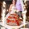 Bolos de casamento de chocolate: um ideia deliciosa!