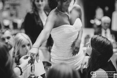 5 rzeczy, o których nie można zapomnieć w dniu ślubu!