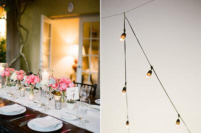 6 dicas para uma decoração de casamento impecável