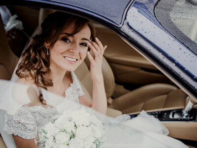 Deszcz w dniu ślubu przynosi szczęście! Zobacz jak wielkie!