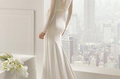 Abiti da sposa a maniche lunghe: i modelli più belli del 2015