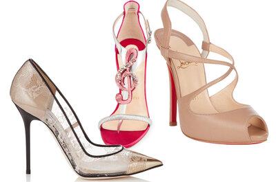 Lo que se viene en zapatos de novia para el 2015