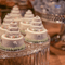 Bolos de casamento em miniatura. Louzieh. Foto: Cuca Bordon