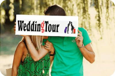 Wedding Tour: ecco la prima luna di miele sponsorizzata