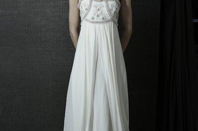 Ecuación de estilo nupcial: Vestidos de novia primavera 2015 de Temperley