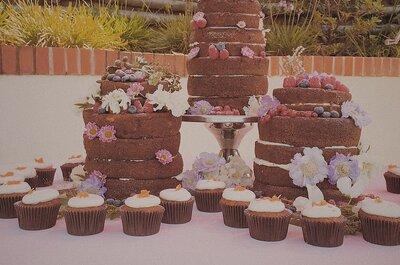 Deliziosa Wedding Cake al cioccolato, la scelta perfetta per i matrimoni del 2016
