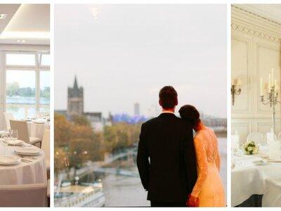 Finden Sie die beste Hochzeitslocation in Köln für Ihre Traumhochzeit