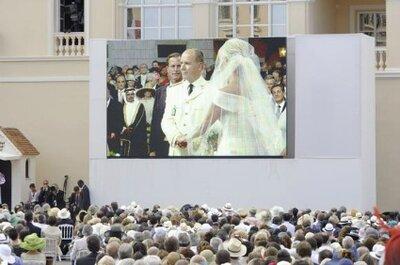 Los 10 detalles más curiosos de la boda de Mónaco
