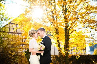 Die Hochzeit von Alex & Tobi – schlicht, frisch und voller Emotionen