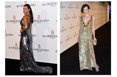 Cannes Film Festival 2012 Red Carpet Trends