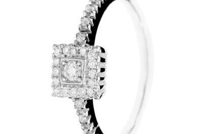 Anillos de compromiso 2015: lo más exclusivo y elegante en joyería
