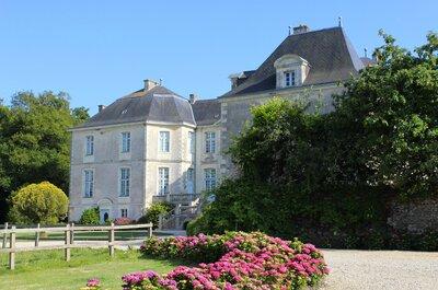 10 châteaux majestueux où vous marier en Loire Atlantique