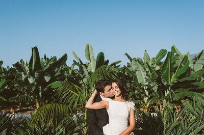 Mucho más que ingeniería: la boda de Soqui y Dani