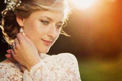 Cómo lucir guapa el día de tu boda: los beauty tips de Itzel Cruz