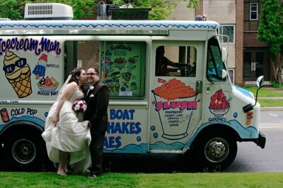 Editor's Friday Favorite 10.15.10 - Wedding Food Trucks