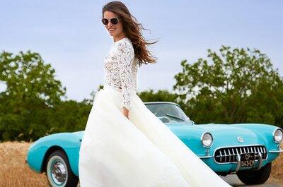 Quelle robe de mariée est faite pour vous ? Testez vos envies avec ce quiz !