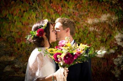 Delphy + Laurent : Une rencontre au bon timing et un mariage organisé à la perfection