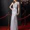 Hochzeitsgastkleid aus der Festmodenkollektion 2015 von Rosa Clará (8T226)