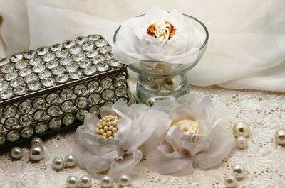 Já pensou em decorar seu casamento com papel?