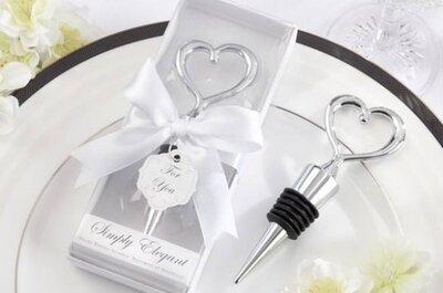 Ideias de lembrancinhas de casamento super originais, sensacionais e fofas!