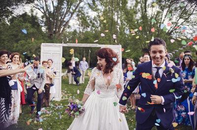 Fotografía natural: el secreto de un reportaje de boda perfecto