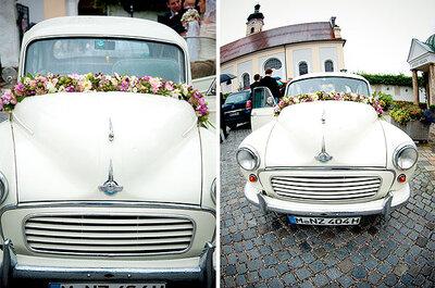 La foto de la semana: Un coche 'vintage'