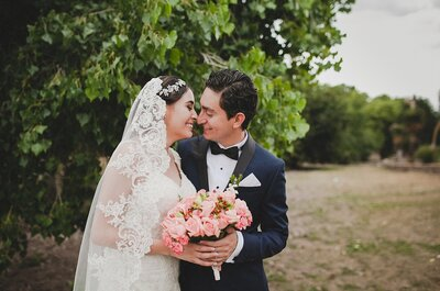 Eres y siempre serás mi príncipe azul: La historia de amor de Cecilia y Víctor