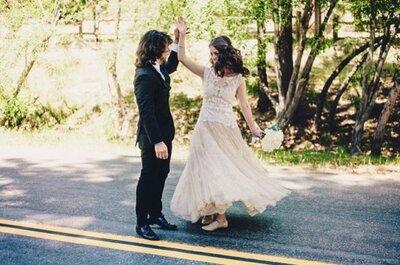 E se lui è più basso della sposa? 3 tips per essere all'altezza... della situazione
