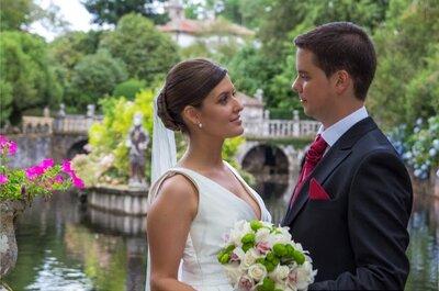 Xaime Cortizo: recuerdos naturales y elegantes de la celebración de tu boda