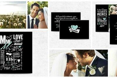 Faire-part de mariage sur Popcarte.com : la garantie d'une invitation qui vous ressemble