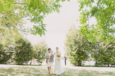 «O que vestir no casamento da minha filha?» Conheça as dicas de especialistas em moda nupcial.