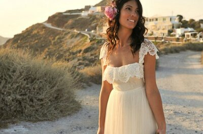 Stop Sinking in the Sand! The Perfect Beach Wedding Shoes