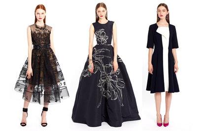 Invitadas elegantes con la colección de Oscar de la Renta, Resort 2015