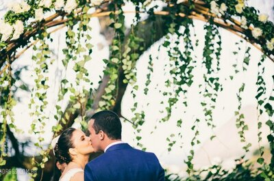 10 ways to decorate your wedding