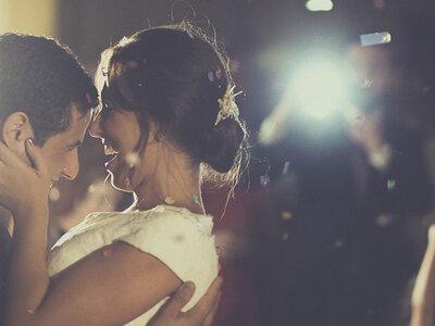 Amor a primera vista: la boda de Noelia y Lorenzo