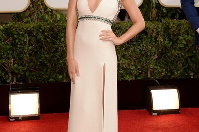 Globo de Ouro 2014: inspire-se no look de famosas para seu vestido de noiva