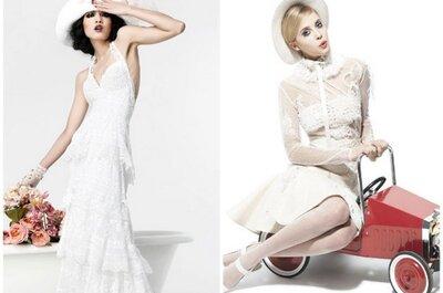 Sombreros para novias 2013: inspiración y elegancia