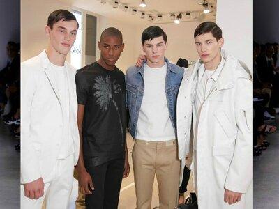 Calvin Klein presenta su colección para hombres: Spring 2016