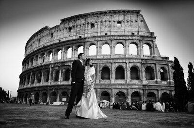 Le immagini del tuo matrimonio come un ricordo che attraversa il tempo