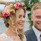 Coroa de flores para uma noiva estilosa - Foto Lovedale Photography