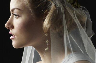 Welcher Schleier passt zur Brautfrisur?