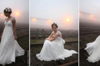 Vestido de noiva da semana: Emannuelle Junqueira