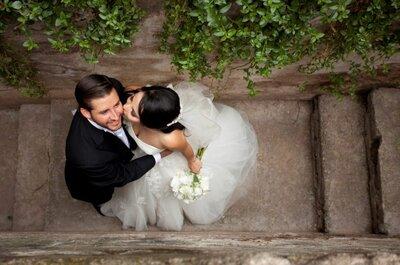 Fotografía de bodas en Aguascalientes, ¡una opción que te fascinará!