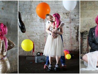 Du fun, du rose, du pep's! Une inspiration haute en couleurs pour un mariage qui pétille