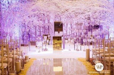 Времена года: как выбрать подходящий сезон для свадьбы?