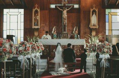 Cómo organizar un matrimonio religioso en 8pasos